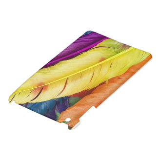 Colorful Feather Case Cover For The iPad Mini