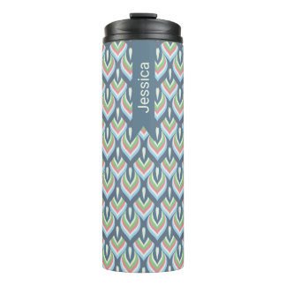 Colorful feathers-Thermal Tumbler Thermal Tumbler