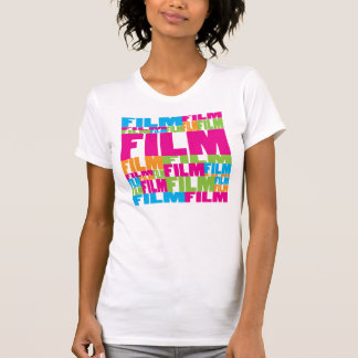 Colorful Film T-Shirt