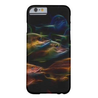 Colorful Fish Barely There iPhone 6 Case