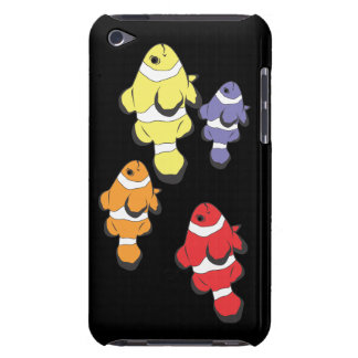 Colorful Fish Barely There iPod Covers