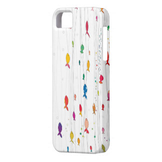 colorful fishies case for the iPhone 5