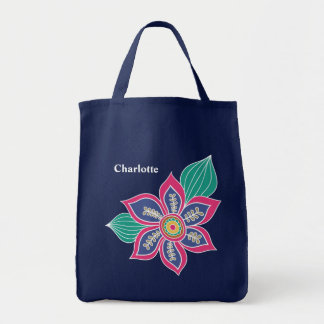 Colorful Floral Bohemian Boho Flowers Customized