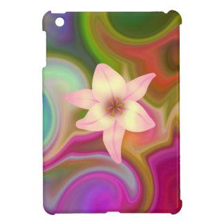 Colorful Floral Design. iPad Mini Cases
