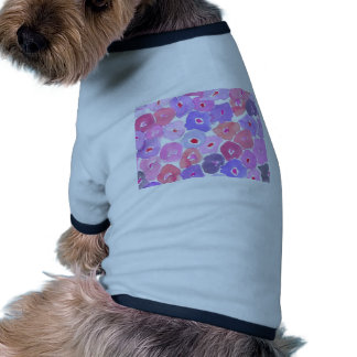 Colorful Floral Pet Clothing