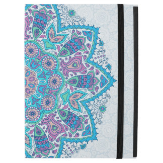 "Colorful floral Geometric Mandala iPad Pro 12.9"" Case"