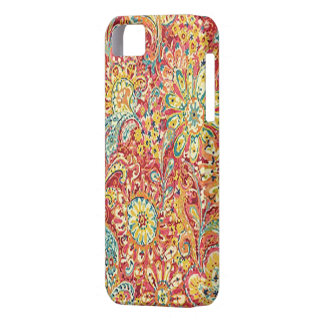 Colorful Floral iPhone 5G Case Case For The iPhone 5