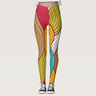 Colorful Flow Leggings