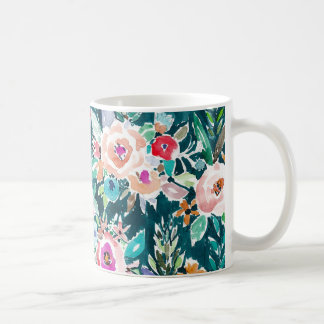 Colorful Flower Mug