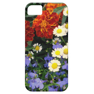 Colorful Flowerbed iPhone 5 Cases