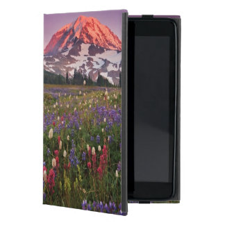 Colorful Flowers in Rainier National Park Case For iPad Mini