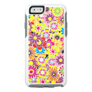 Colorful Flowers OtterBox iPhone 6/6S CASE