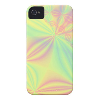 Colorful Fractal Pattern. iPhone 4 Case