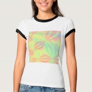 Colorful Fractal Pattern. T-Shirt
