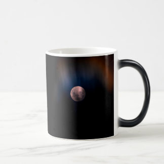 Colorful Full Lunar Moon Rainbow Sky Morphing Mug