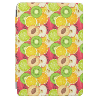 Colorful Fun Fruit Pattern iPad Air Cover