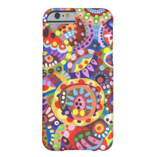 Colorful Funky Art iPhone 6 case