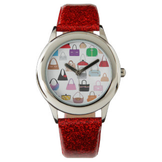 Colorful Funky Purses For Every PURSEonality Wristwatches