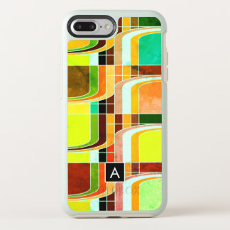 Colorful Funky Retro Inspired OtterBox Symmetry iPhone 8 Plus/7 Plus Case