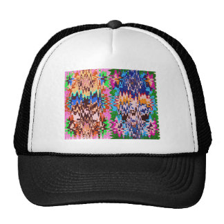 Colorful Future - Amazing Transformations Mesh Hats