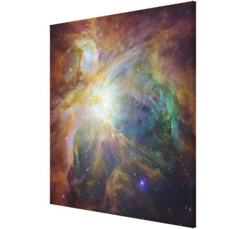 Colorful Galaxy Canvas Prints