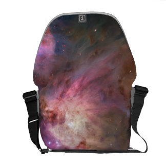colorful galaxy messenger bags