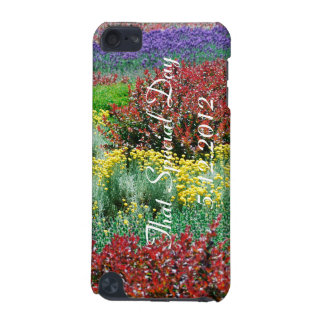 Colorful Gardens iPod Touch 5G Cases