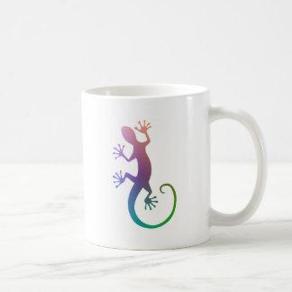 Colorful Gecko Coffee Mug