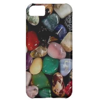 Colorful Gem Stones iPhone 5C Case