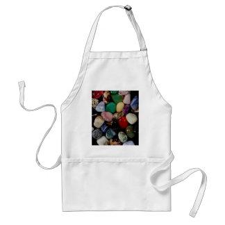 Colorful Gem Stones Standard Apron