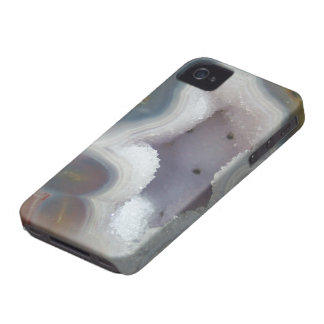 Colorful Geode 3D iPhone 4 case