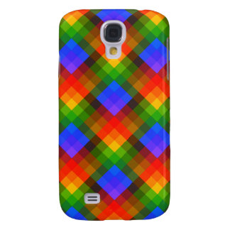 Colorful Geometric Pern. Galaxy S4 Case