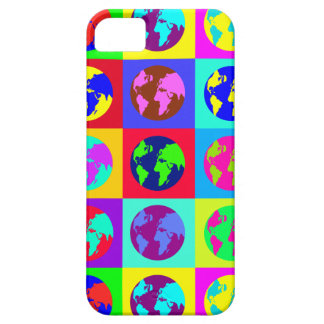Colorful Globes Case For The iPhone 5