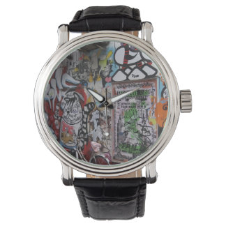 Colorful Graff Watch
