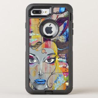 Colorful Graffiti Street Art OtterBox Defender iPhone 8 Plus/7 Plus Case