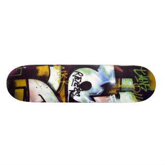 Colorful Graffiti Words Skateboards