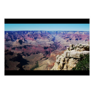 Colorful Grand Canyon Poster