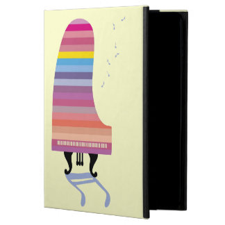 Colorful Grand Piano iPad Air Cover