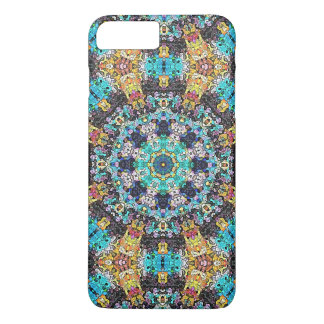 Colorful Grunge Mandala iPhone 8 Plus/7 Plus Case