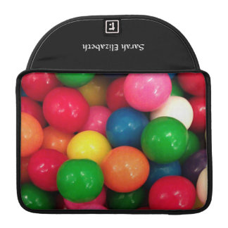 Colorful Gum Ball Candy Sleeve For MacBooks