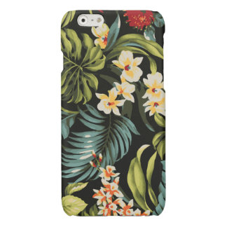 Colorful Hawaii Flowers Design iPhone 6 Plus Case