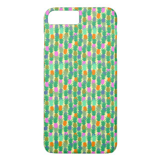 Colorful Hawaiian Pineapple iPhone 8 Plus/7 Plus Case