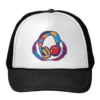 Colorful Headphones Hats