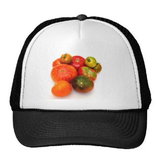 Colorful Heirloom Tomatoes Hat