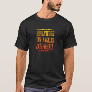 Colorful Hollywood T-Shirt