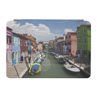 Colorful homes along canal on the island of iPad mini cover