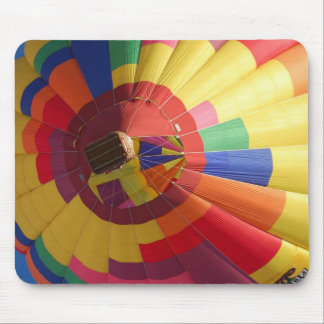 Colorful Hot Air Balloon Mouse Mat
