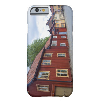 Colorful houses, Lotsgatan, Södermalm, Stockholm Barely There iPhone 6 Case