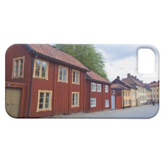 Colorful houses, Lotsgatan, Södermalm, Stockholm iPhone 5 Covers