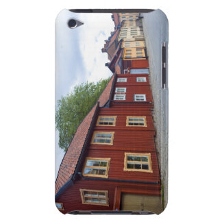 Colorful houses, Lotsgatan, Södermalm, Stockholm iPod Touch Case